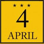 logo 4 april